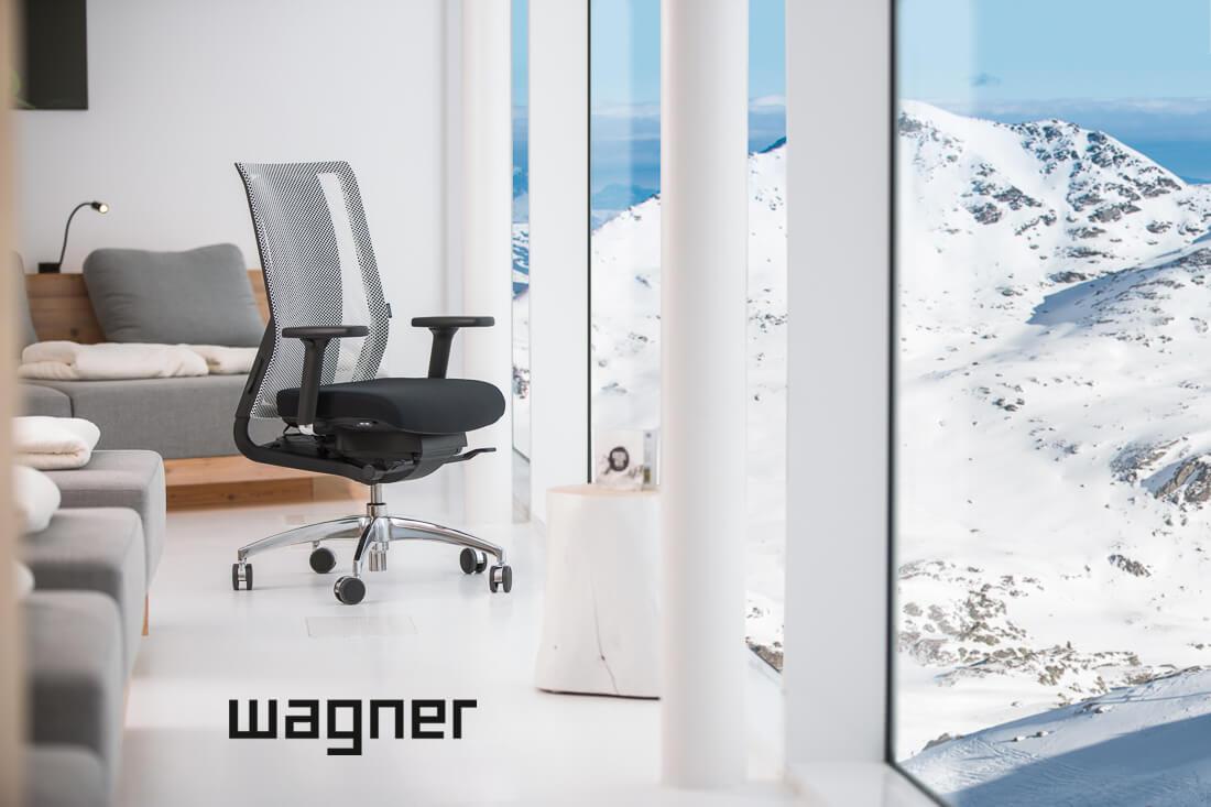 WAGNER Topstar fotografiert in den Zillertaler Bergen auf der Kristallhütte von Matthias Baumgartner