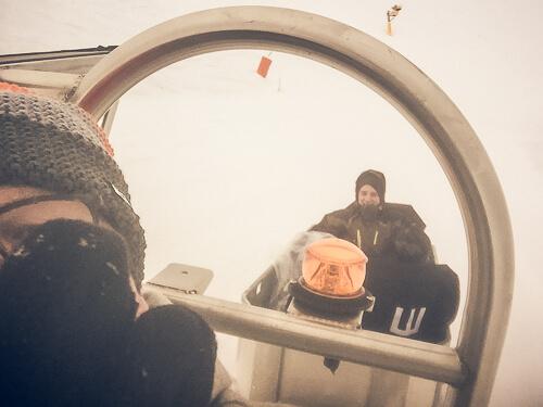 MakingOf Matthias Baumgartner Fotografie für Topstar Wagner auf der Kristallhütte im Zillertal