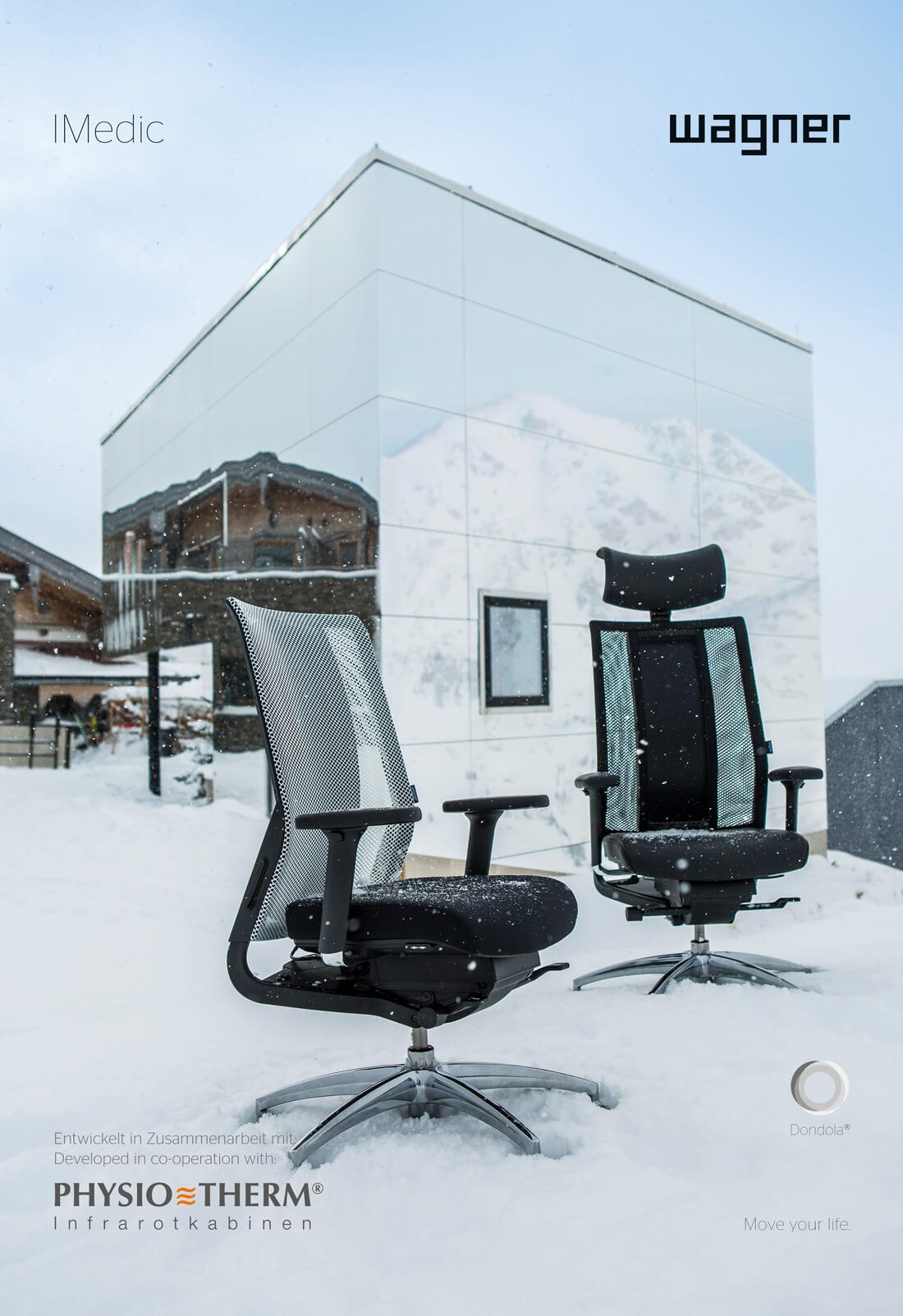 WAGNER Neuentwicklung mit PhysioTherm - fotografiert von Matthias Baumgartner auf der Kristallhütte
