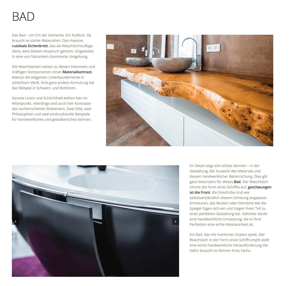 Innenarchitektur Was Braucht Dafür lehle küchenwerkstätten möbelschreinerei innenarchitektur